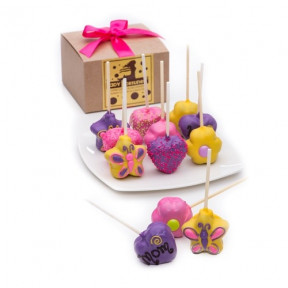 Mother's Day Truffle Cake Stix Giftbox