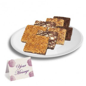 Assorted Gourmet Brownie Sampler -1