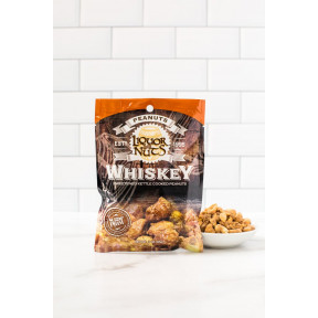 Beer And Bourbon Flavored Peanuts 3-Pack
