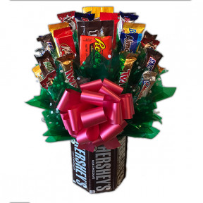 Large Chocolates & More Bouquet