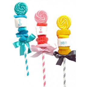 Candy Cabob - Personalized Baby Shower