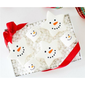 Imagemallow Gift - Snowman Sts, set of 6
