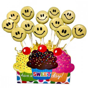 Have a Sweet Day Smiley Faces
