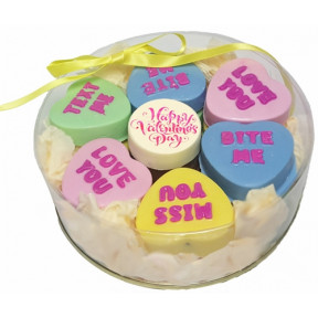 Oreo Cookies - Conversation Hearts Gift Box