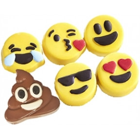 Oreo Cookies - Emojis, Set of 12