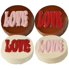 Oreo Cookies - Love, Set of 6