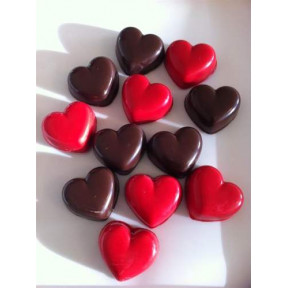 Mini Oreo®Cookies - Hearts, Set of 12