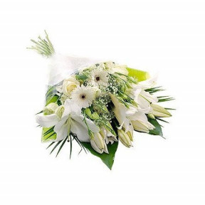 Bouquet - Hug in White