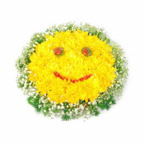 Smile - flower arrangement