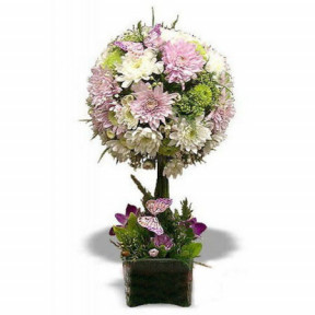 Ball - flower arrangement
