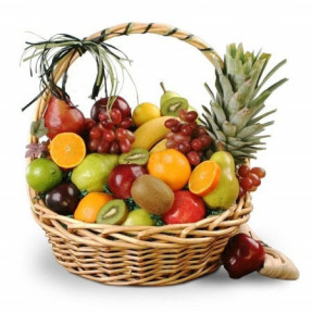 Huge fruit basket