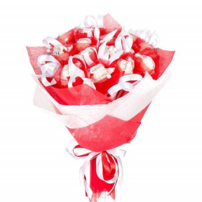 Raffaello chocolate bouquet