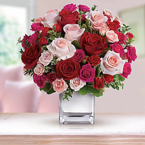 Love Medley Bouquet by Teleflora