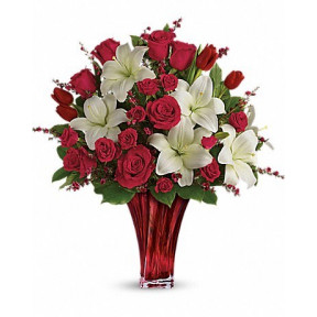 Love Passion by Teleflora