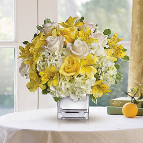 Sweetest Sunrise Bouquet by Teleflora