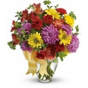 Colour Me Yours Bouquet by Teleflora