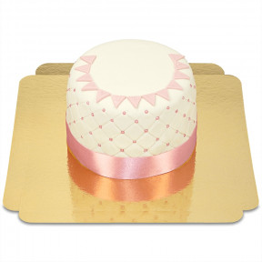 Happy Birthday Delicious Cake, Pink