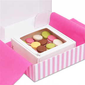 Macarons (16 Pieces) - Classic Collection
