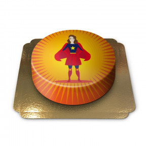 Superwoman, Cake (Small)