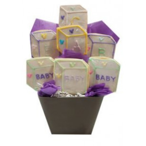 Baby Cookie Bouquet-8