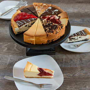 President's Choice Cheesecake Sampler - 9 Inch