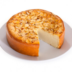 Amaretto Cheesecake - 6 Inch