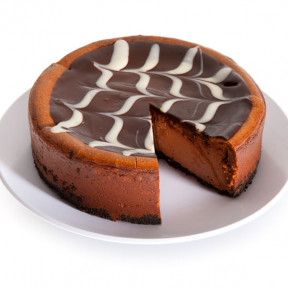 Triple Chocolate Cheesecake - 6 Inch