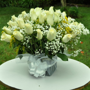 White Roses (Small)