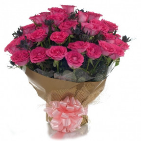 Gorgeous Pink Roses (Small)