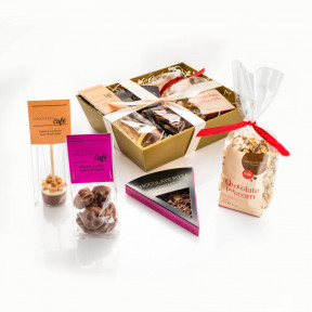 Chocolate Pizza Hamper
