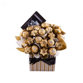 Gift Giving - Chocolate Bouquet Gift Hamper