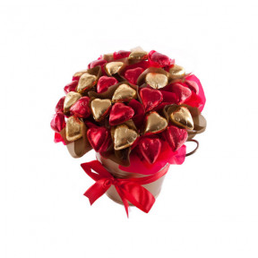 Heart Of Gold - Chocolate Hamper