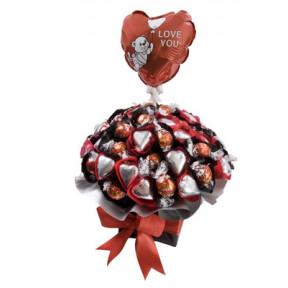 So Loved - Chocolate Hamper - FREE BALLOON