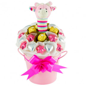 Soft N Sweet Girl - Baby Hamper