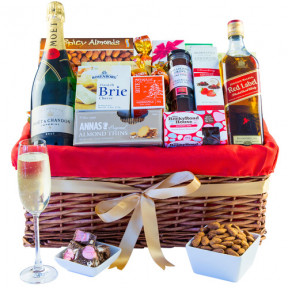 Party Package - Gourmet Gift Basket