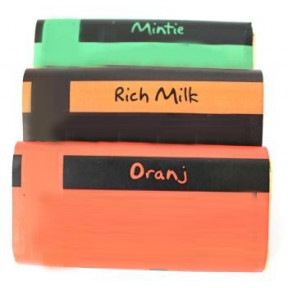 Milk Orange Mintie - 3 Bar of 45 gms each