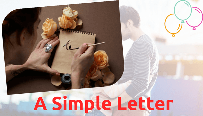 A Simple Letter