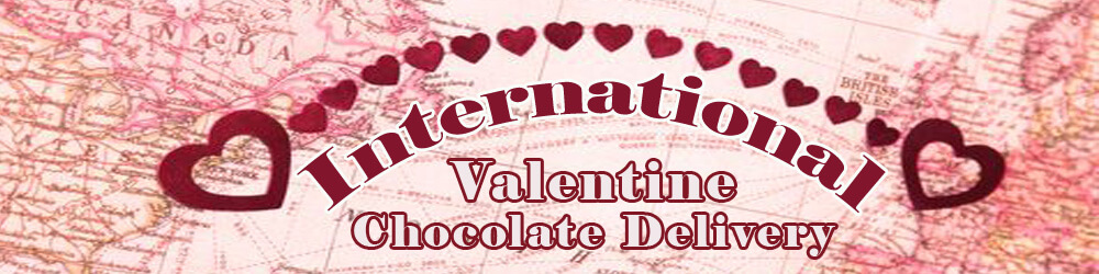 International Valentine Chocolate Delivery