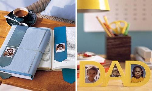 Dad Cutout Photo Frame for father's day